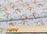 """Ткань для пэчворка ВЕРСАЛЬСКИЕ САДЫ фасовка 1 шт. (""""PEPPY"""") 50см х 55см хлопок-100%"""