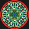 """Набор для вышивки """"Кельтский медальон"""" 1 шт. (""""Panna"""" О-0209) 33.7см х 33.7см"""