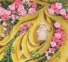 """Набор для вышивки """"Сладкие грезы"""" 1 шт. (""""Panna"""" Ц-1188) 27см х 23см"""