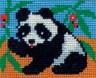 """Набор для вышивки """"Панда"""" 1 шт. (""""Кларт"""" 0-003) 7см х 9см"""