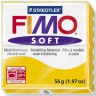 "Глина полимерная Soft пакет 1 шт. (""FIMO"" 8020) 56 гр."