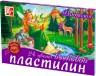 """Пластилин восковой """"Фантазия"""" 24 цвета набор 1 шт. (""""Луч"""" 25С 1525-08)"""