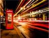 """Набор для раскрашивания акриловыми красками Ночной Лондон 1 шт. (""""ФРЕЯ"""" PNB/R1 №97) 40см х 50см"""