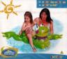 """Плот-лягушка надувной для плавания детский 1 шт. (""""Intex"""" 58526) 127см х 91см"""