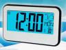 Часы-будильник электронный 1 шт. (2618) 15см х 9см х 2.5см 220 гр. пластик